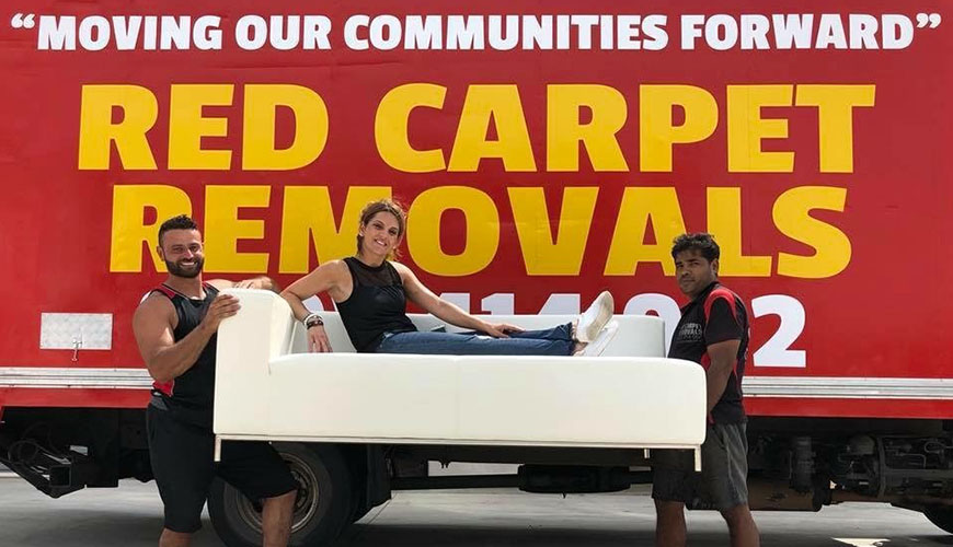 MOVING OUR COMMUNITIES